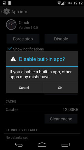 How to disable apps and bloatware on Android