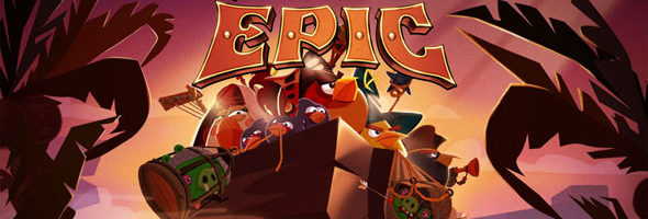 Angry Birds Epic review
