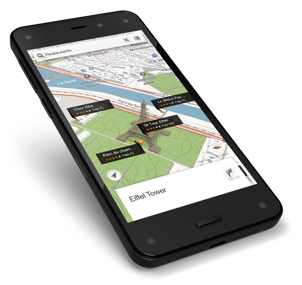 Amazon fire phone uk