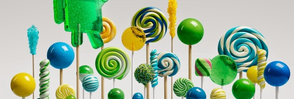 Lollipop Forest