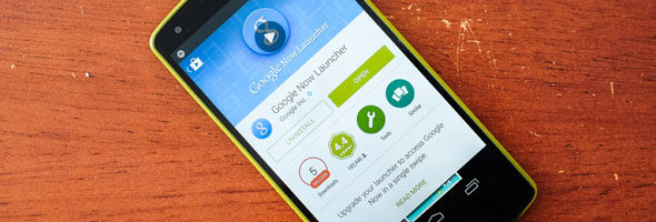 Use Xposed GEL Settings to hack the Google Now Launcher