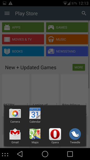 Gravitybox app launcher