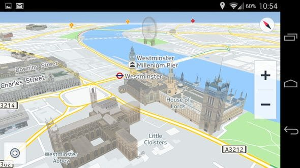 here maps 3d buildings