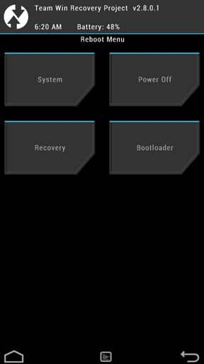 TWRP: the complete guide to using Recovery on Android