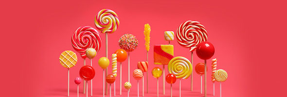 The 5 most important features of Android Lollipop