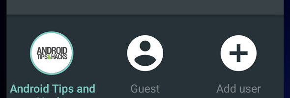 How to use Guest mode and user accounts on Android