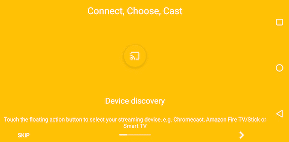 Stream Kodi to Chromecast on your Android phone